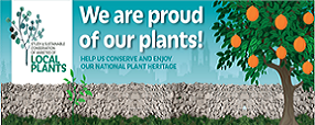 we are proud of our plants