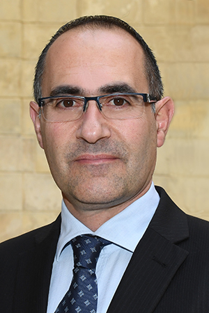 Permanent Secretary Mr. Sharlo Camilleri